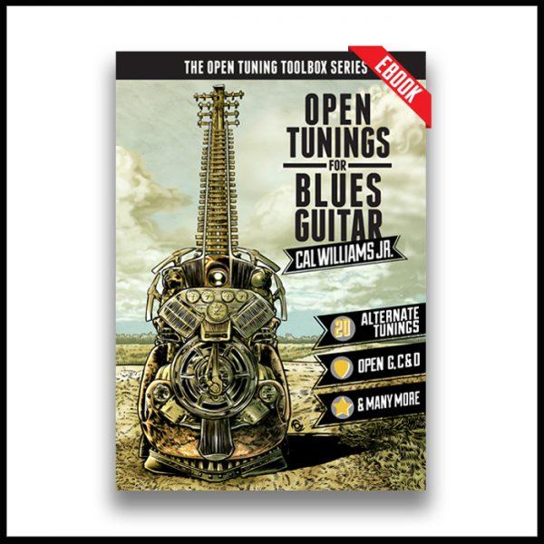 EBook Open Tunings Blues