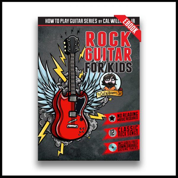 EBook Rock Guitar Kids