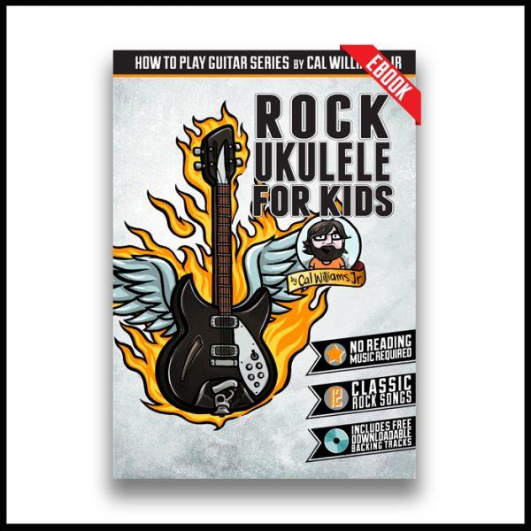 EBook Rock Ukulele Kids