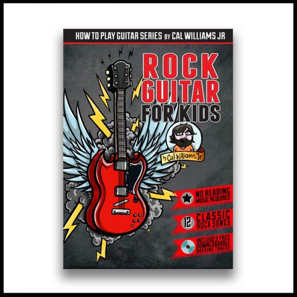 HTP Rock Guitar Kids